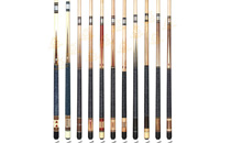 P3035-P3045 Deluxe Spliced Pool Cue Series
