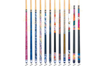 P5005-P5016 Stylish Design Decal Cue Series