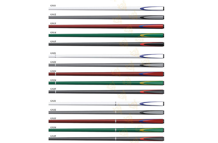 G002-GS Graphite Cue Series