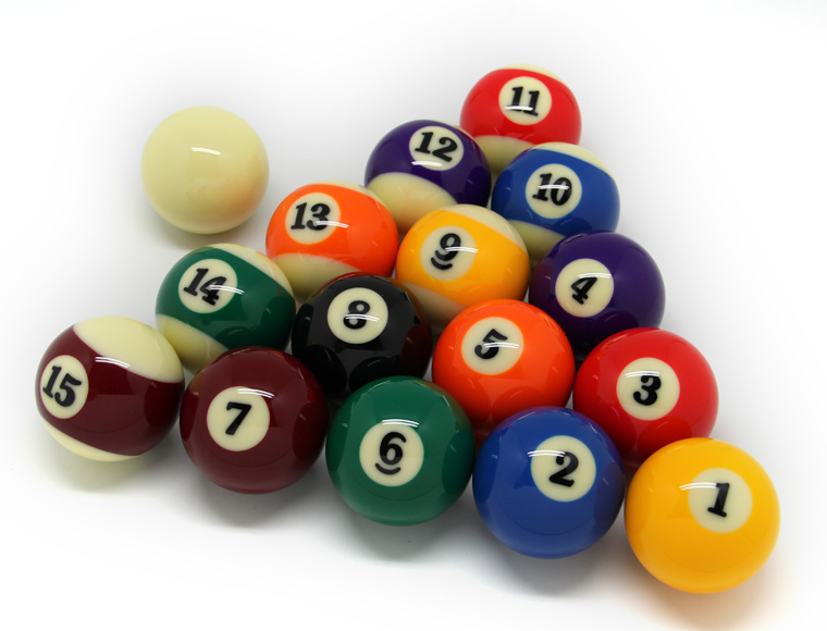 BB01 Pool Ball