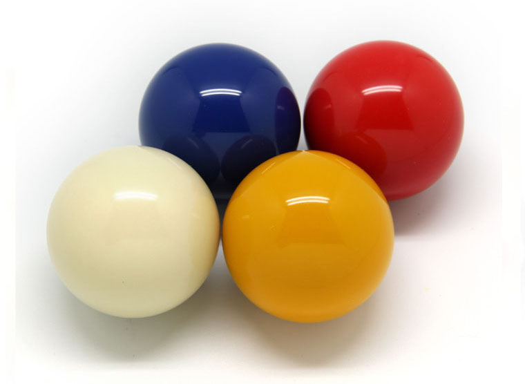 B12 Carom Ball 4 Ball Set