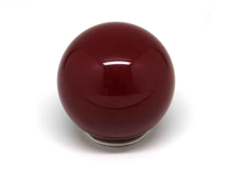 BB21 Russian Cue Ball Red