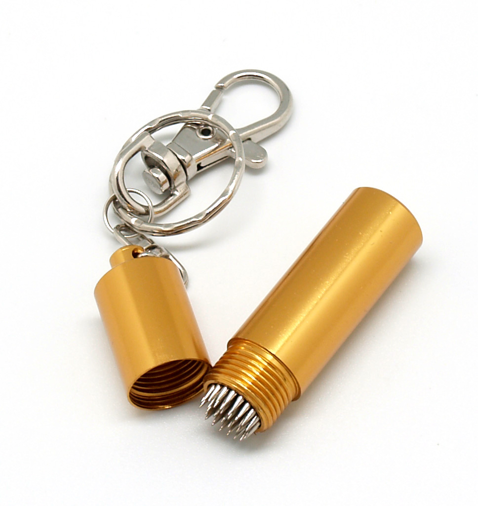 BG063 Tip Pik Keyring(Golden)